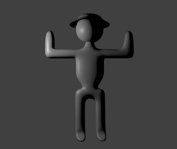 Drawing, sculpture, and 3D modeling