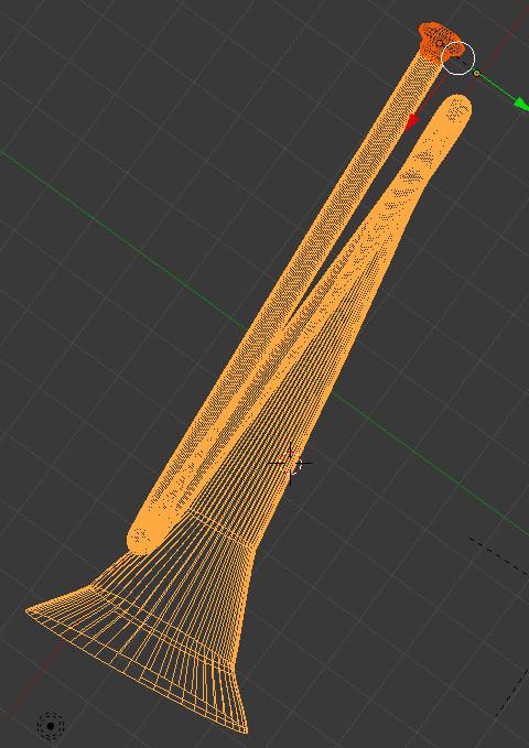 bugle_modeling_wireframe2