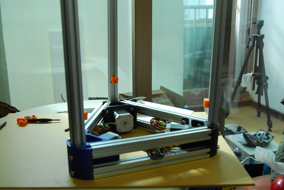 ... of Mini Kossel 3D Printer – 8 | Freedom, World peace in unity