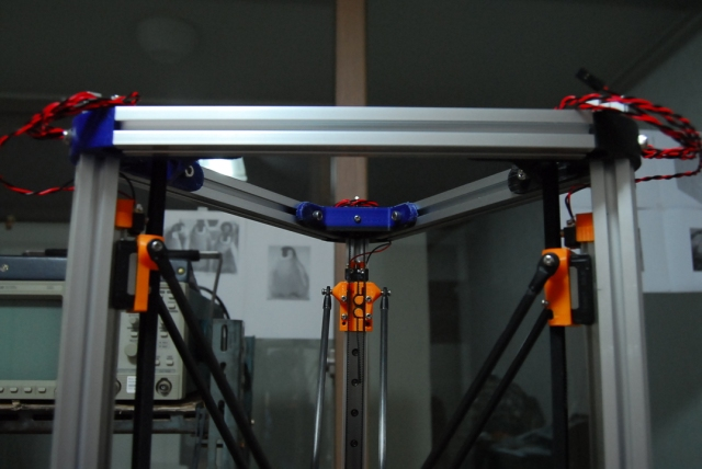 ... of Mini Kossel 3D Printer – 12 | Freedom, World peace in unity